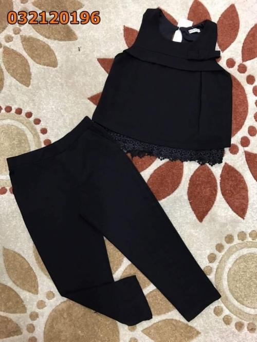 set quần áo thời trang hot