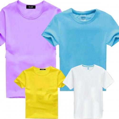 áo thun trơn cotton 4 chiều