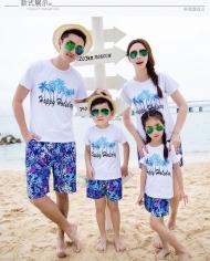 áo gia đình in hình baby milo