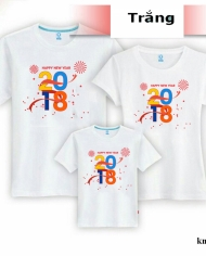 áo cặp gia đình năm mới